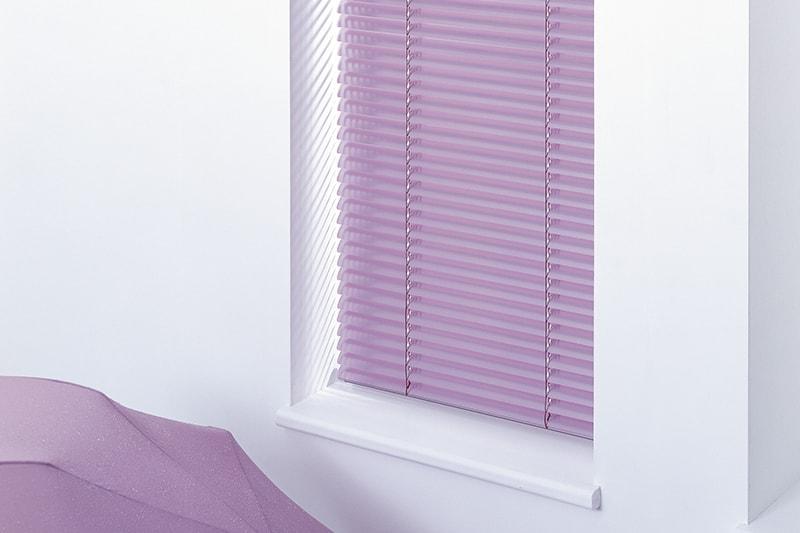Aluminium Venetian Blinds Purple