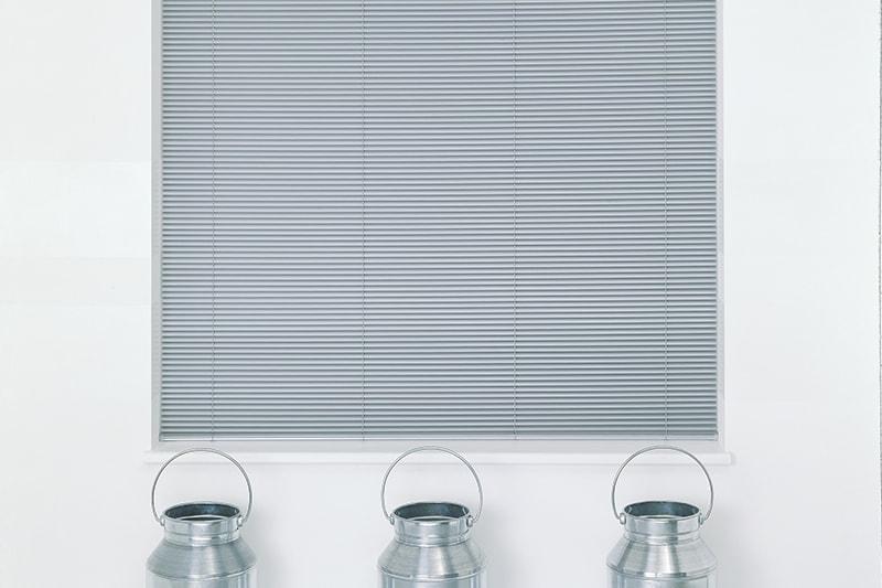 Aluminium Venetian Blinds Grey