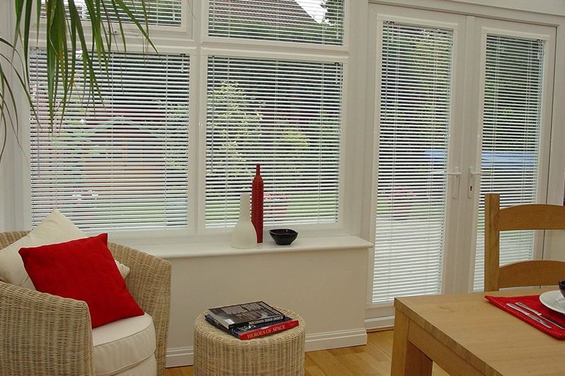 Perfect Fit Blinds Venetian Off White