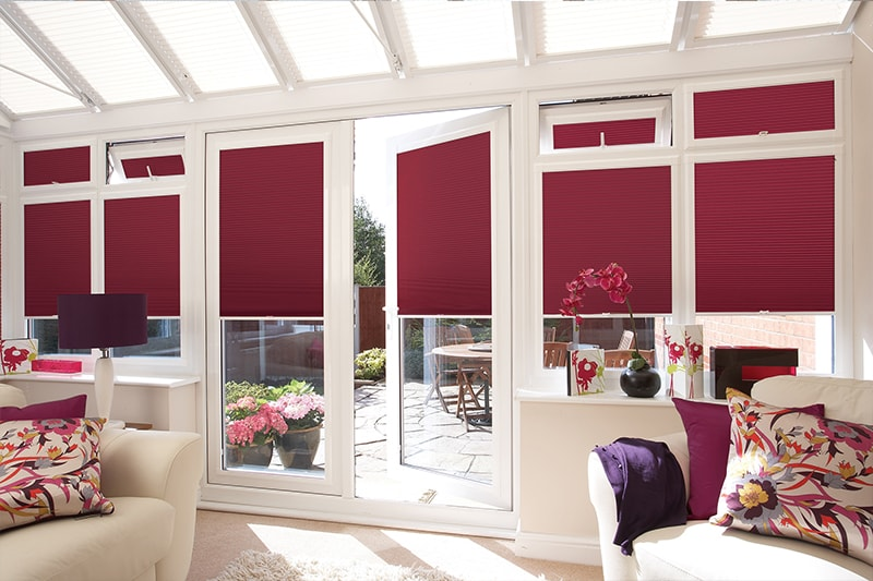 Perfect Fit Blinds Organza Velvet