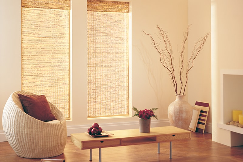 Wood Woven Blinds