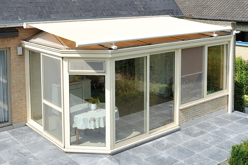 Patio Awnings | Sunline Curtains & Blinds Ltd.
