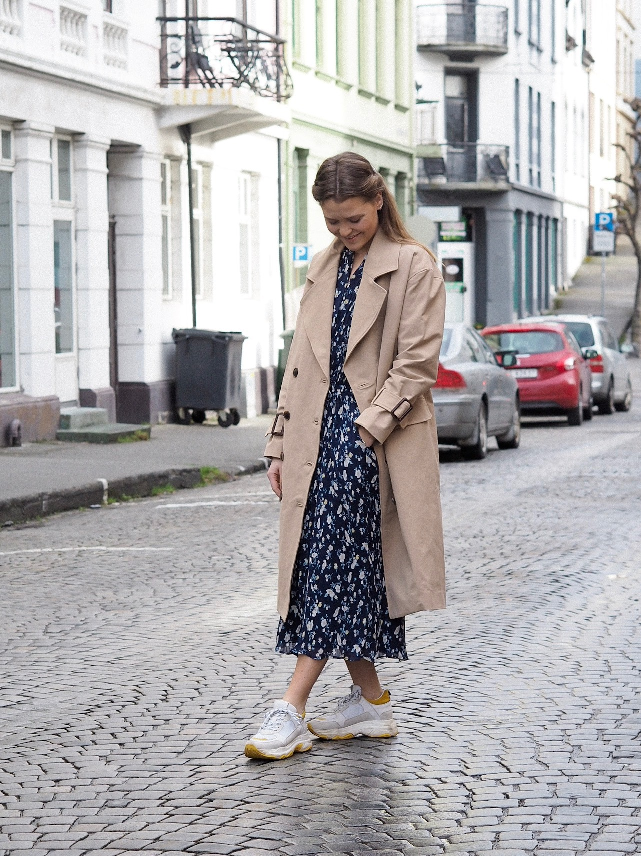 Rover trench coat