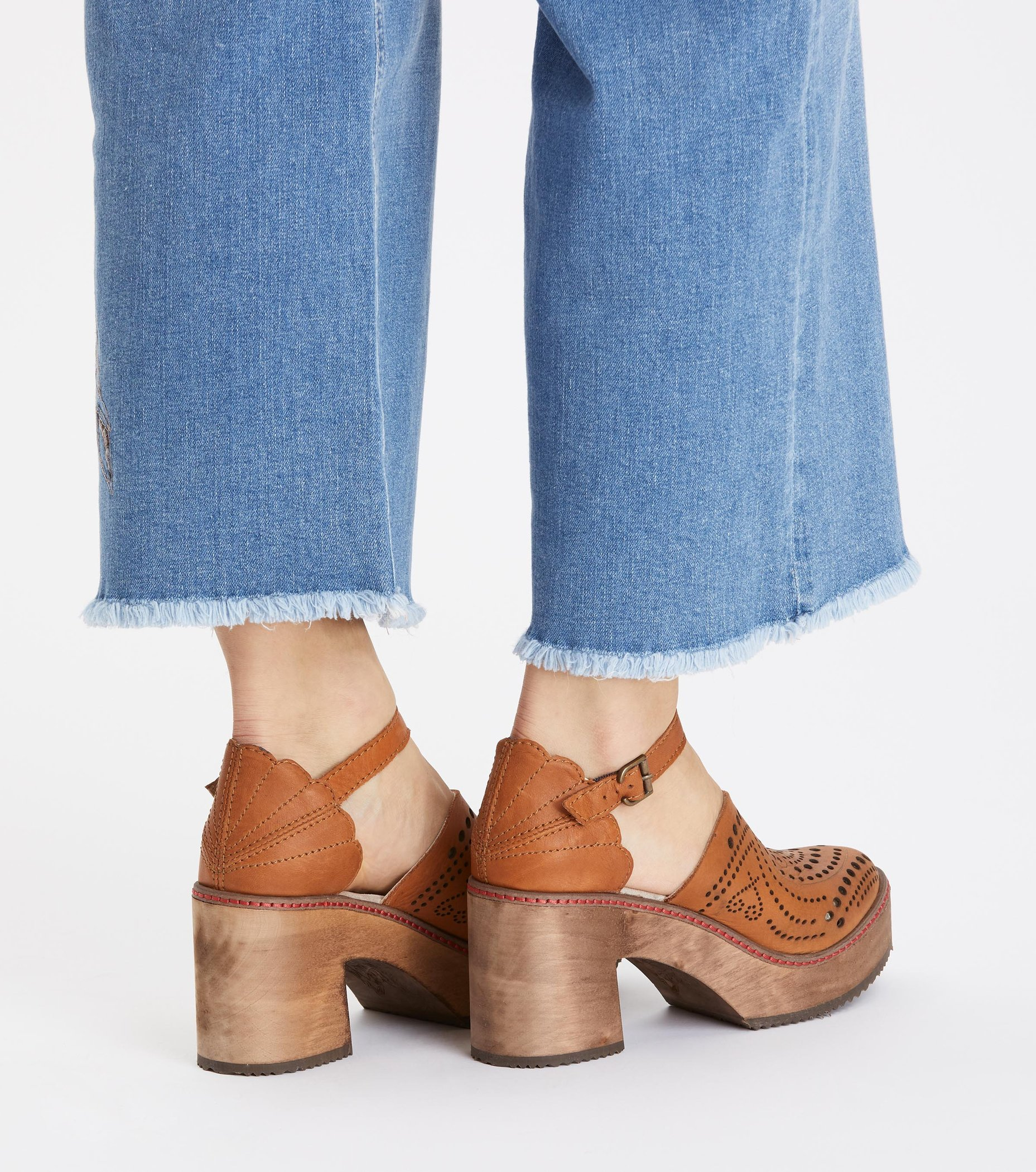Wild at heart clogs