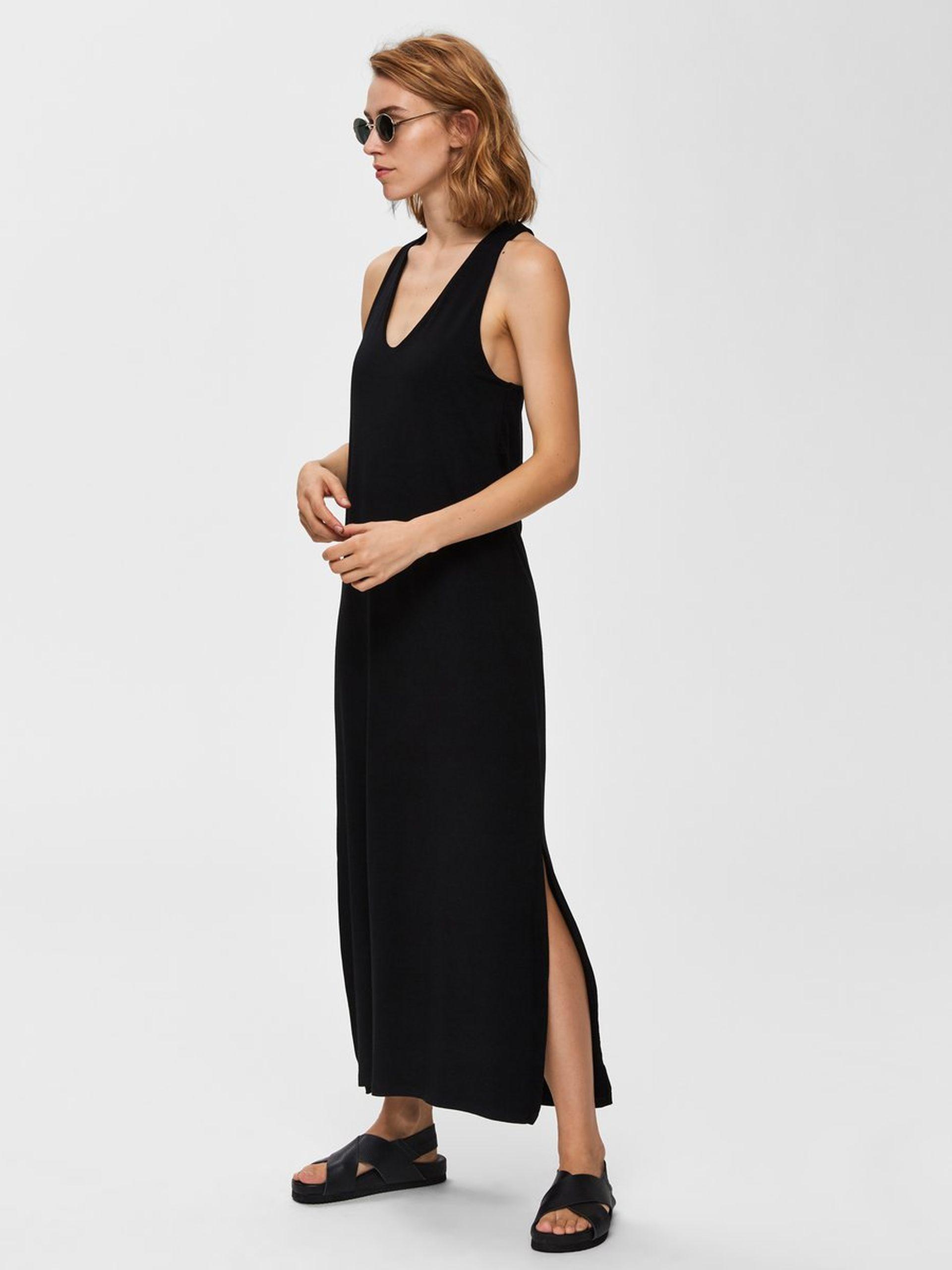 Ankle dress