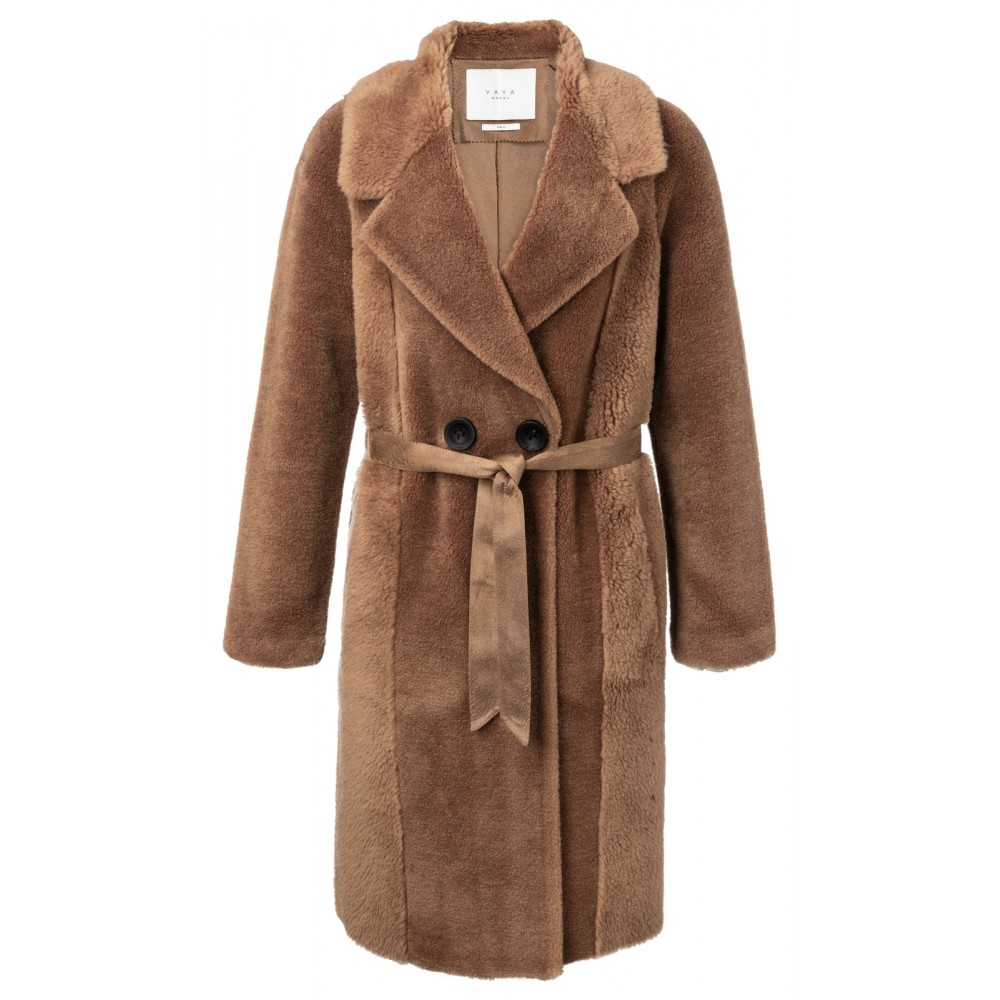 Wool Lammy Coat