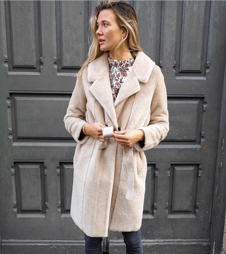 Wool Lammy Coat