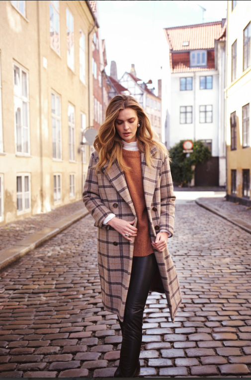 Berlin Double Coat