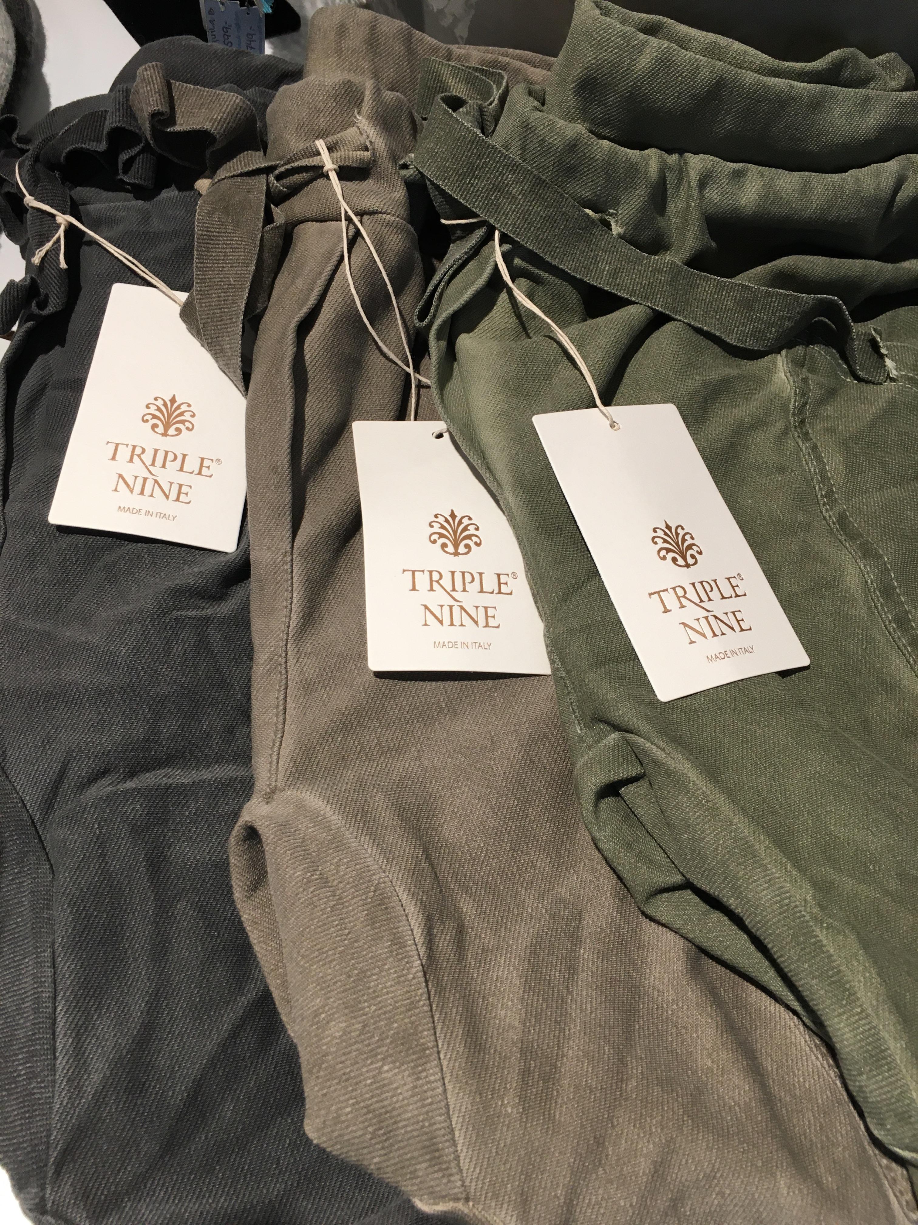 Triple Nine Bukse, BRUN