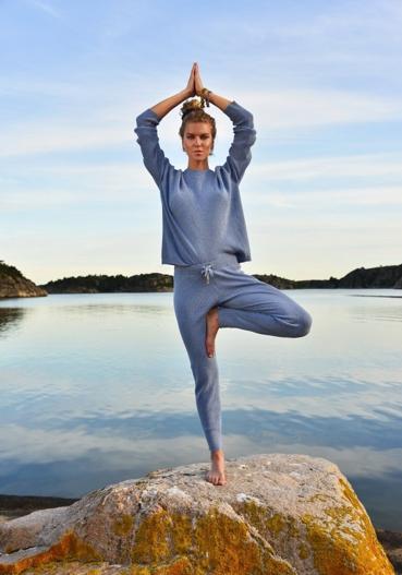 Shanti Sweater Sky blue