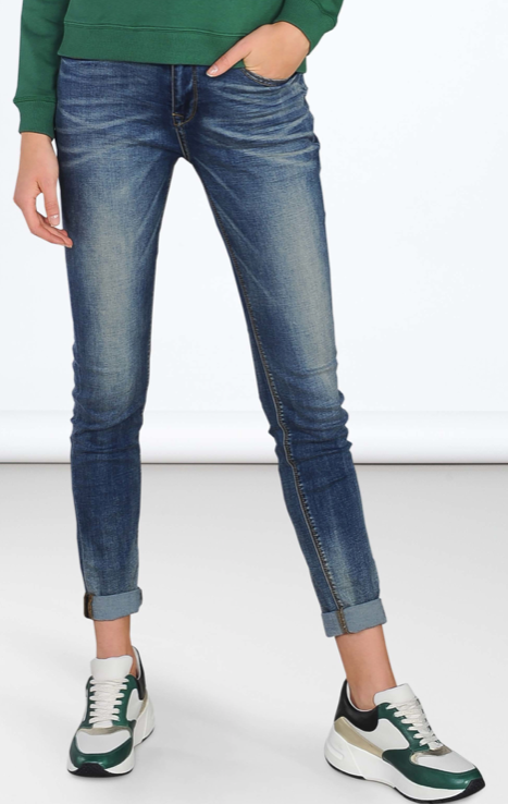 Jeans Ankle Bootcut