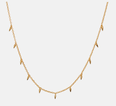 Pendul Necklace Gold