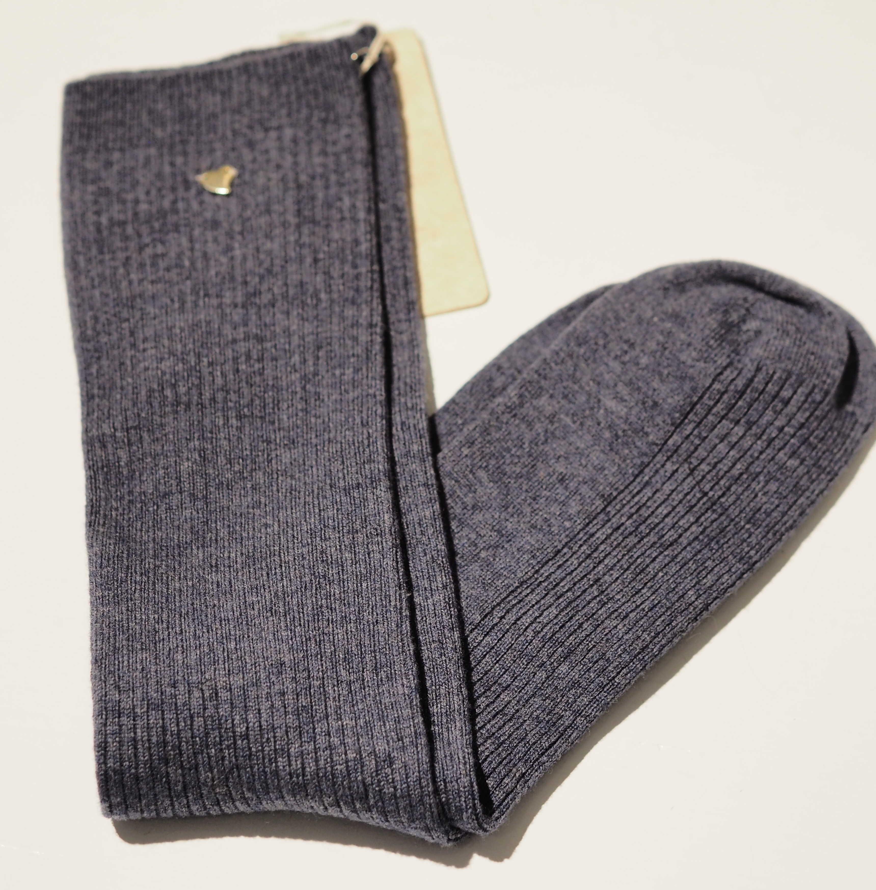 Socks Jeans Blue