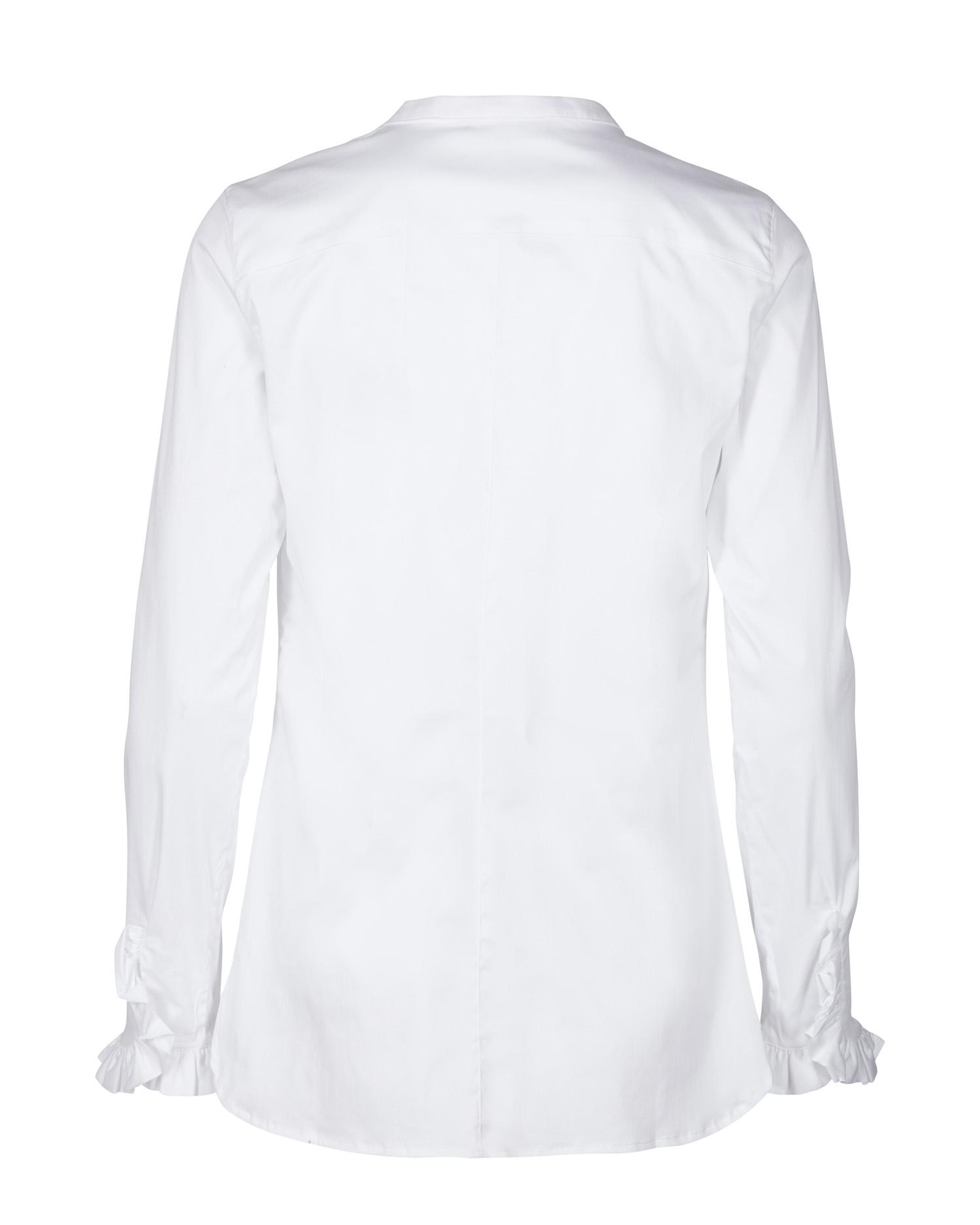 Mattie Shirt White