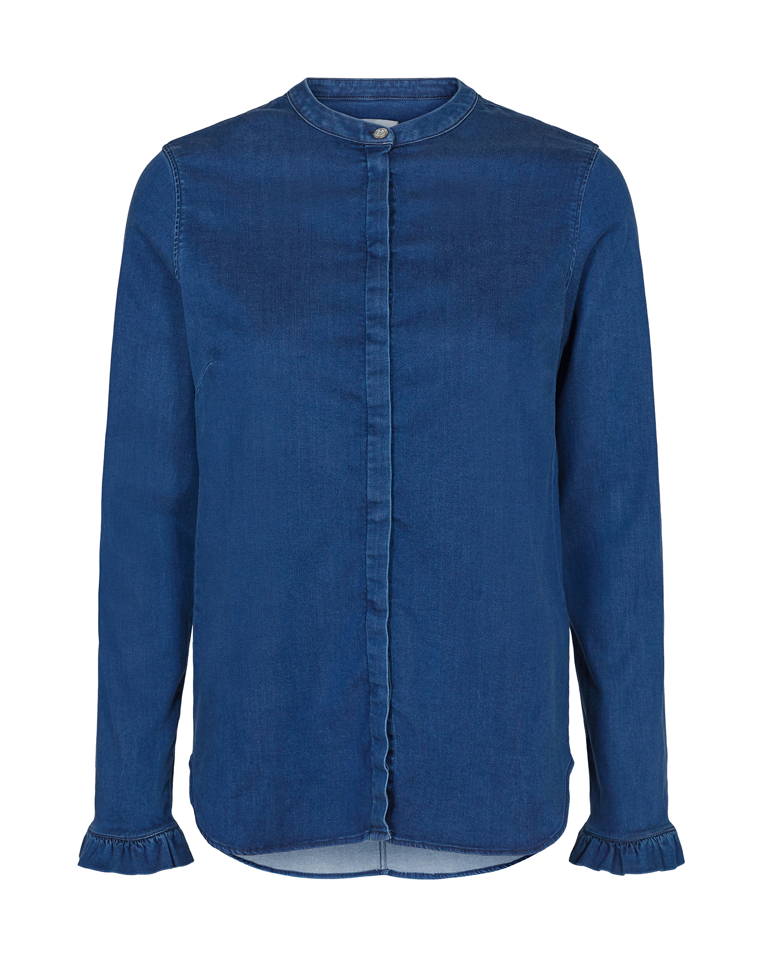 Mattie shirt denim