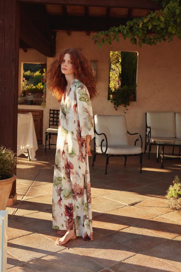The Artist Desert Long Dress