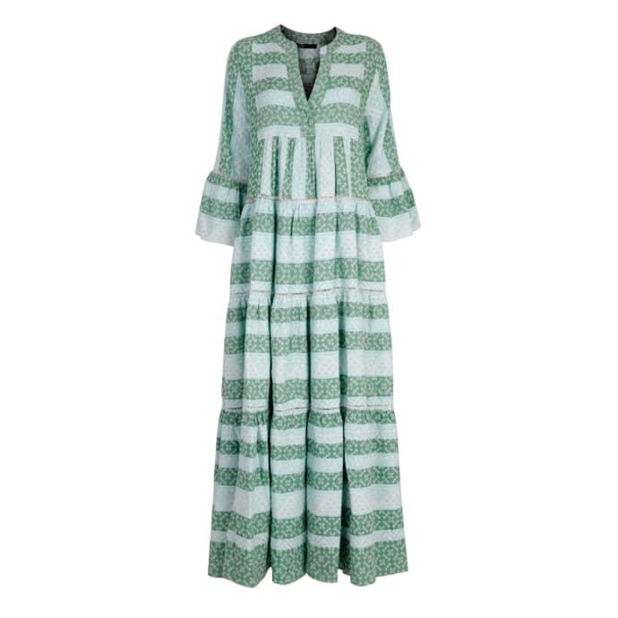 Zakar Afroditi Long Dress