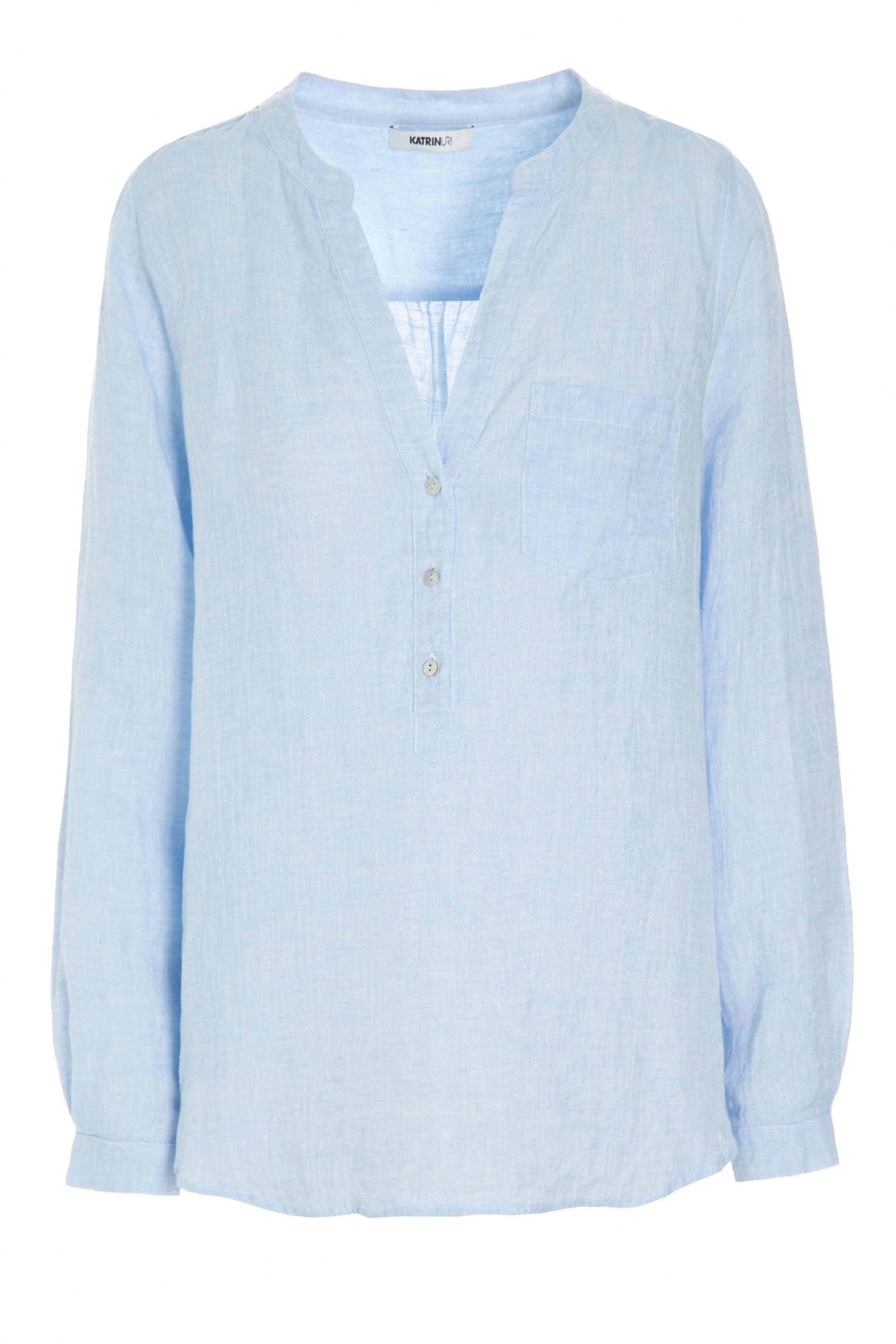 Serena linen shirt