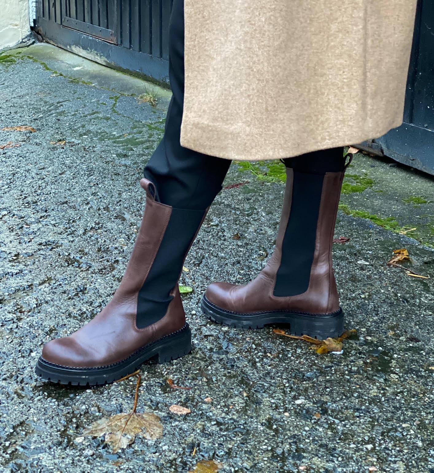 KMB boots