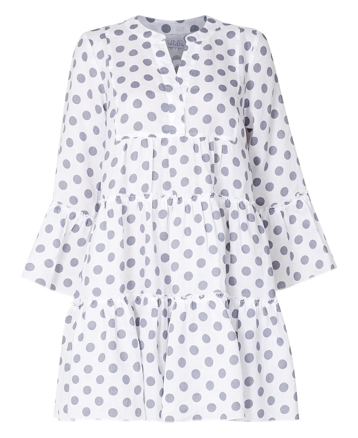 Daisy dot dress