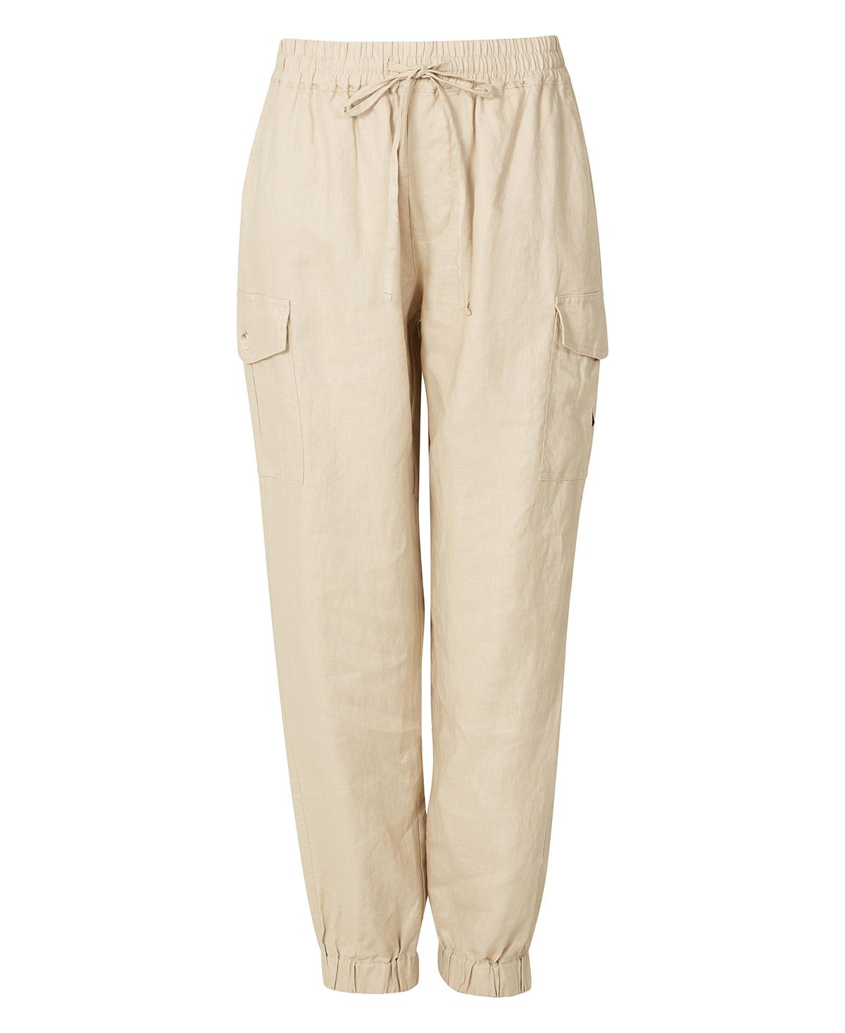 Spirit linen trousers