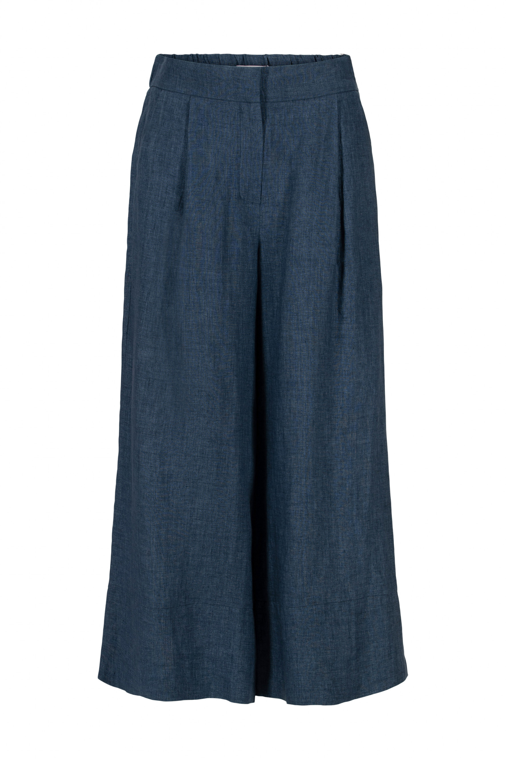 The port henry linen trousers