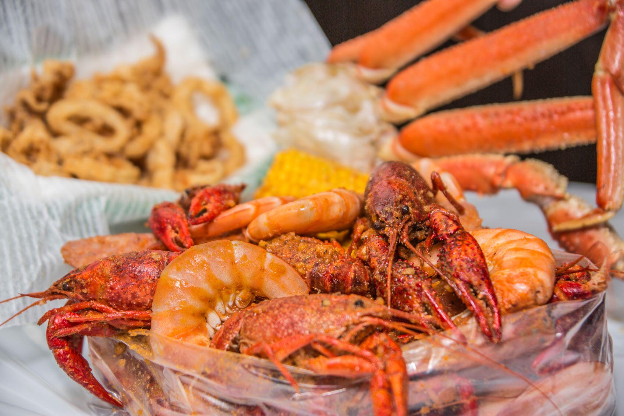 Our Delicious Menu | Hot N Juicy Crawfish