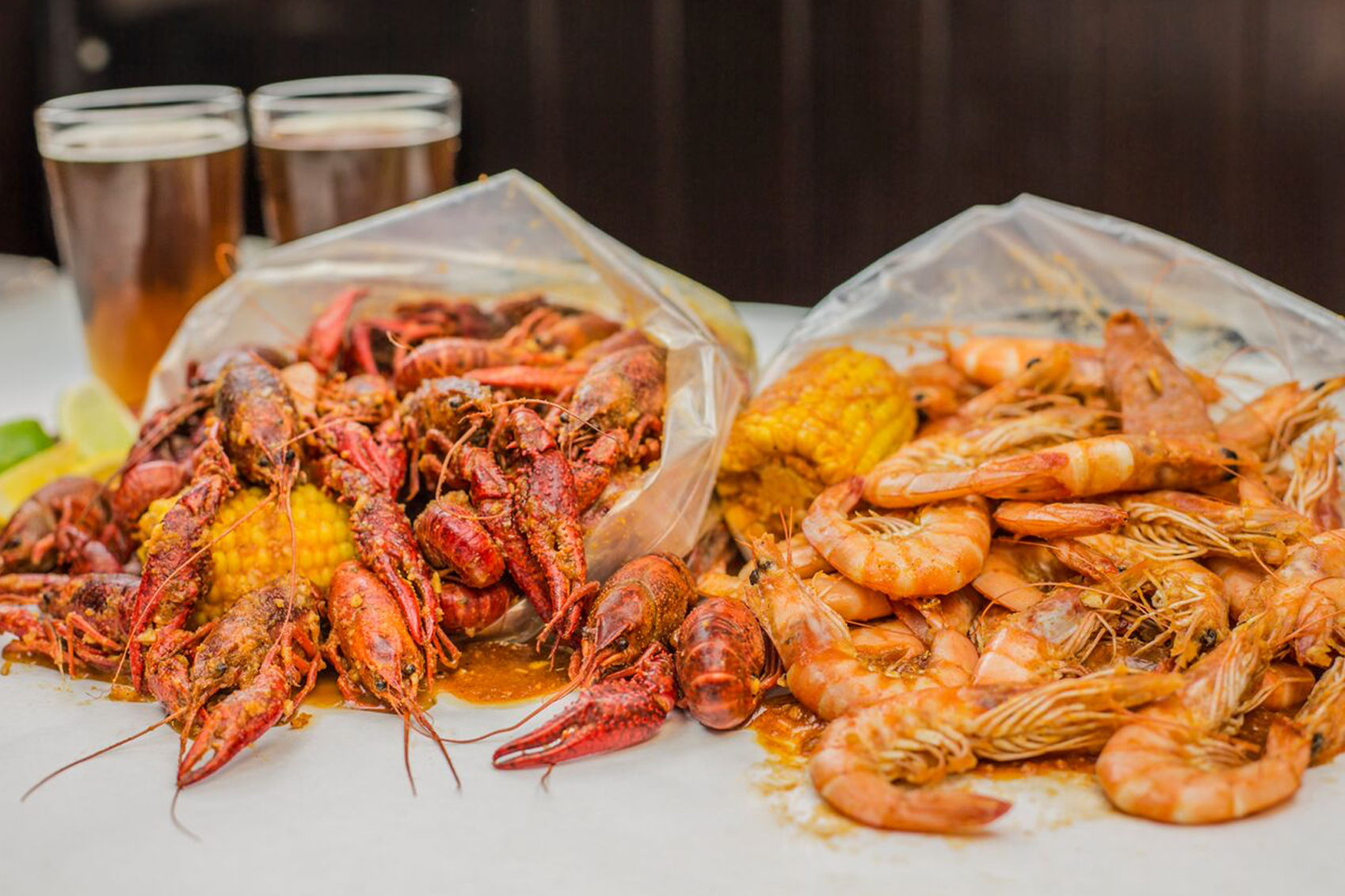 Smells like 'Hot N Juicy' in Here! | Hot N Juicy Crawfish