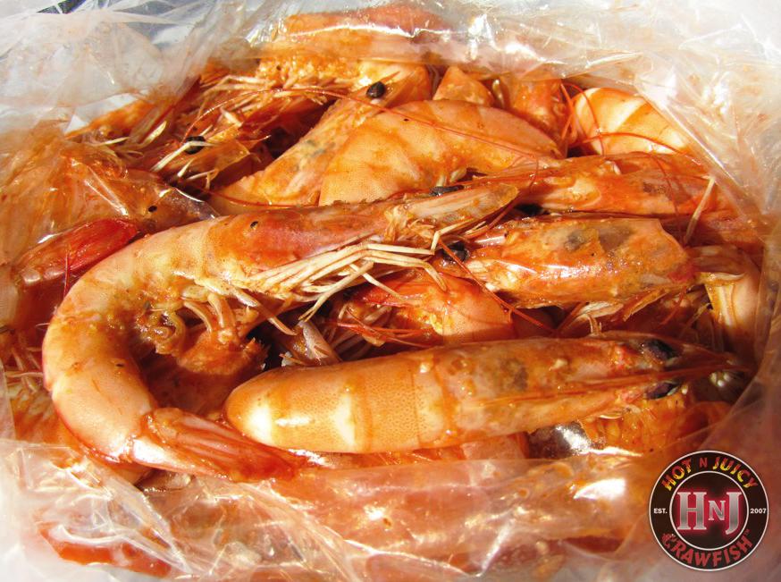 ½ lb. / 1 lb. Shrimp