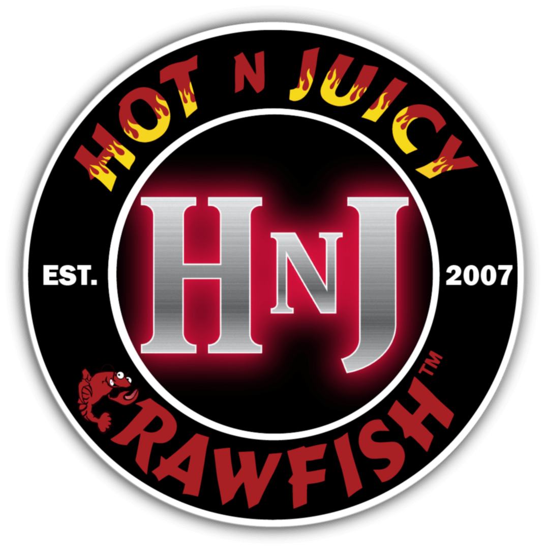 Hot N' Juicy Crawfish Logo