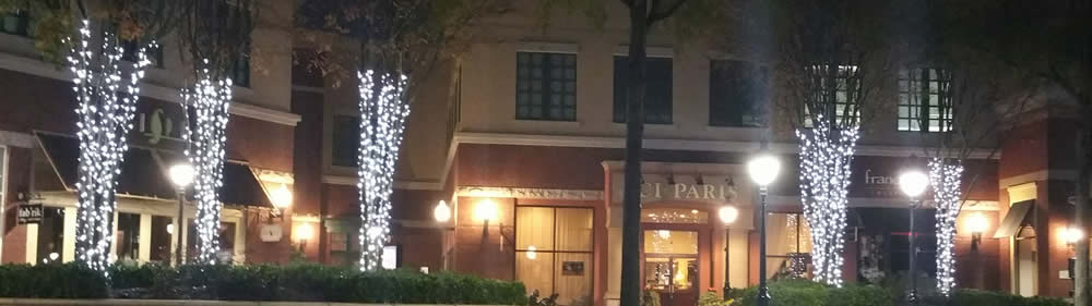 Pavilion Lighting