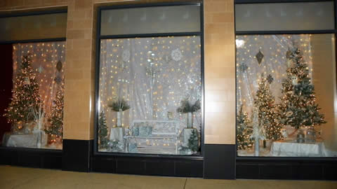 Shopping Center Displays