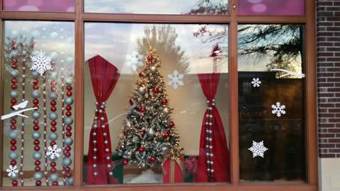 Christmas Window Displays