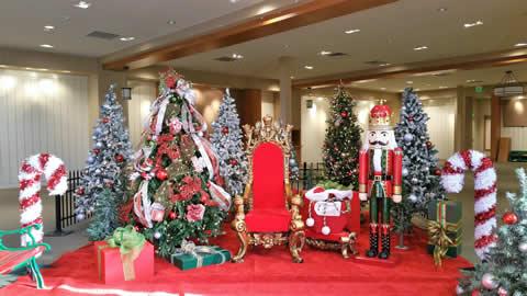 Santa Christmas Areas