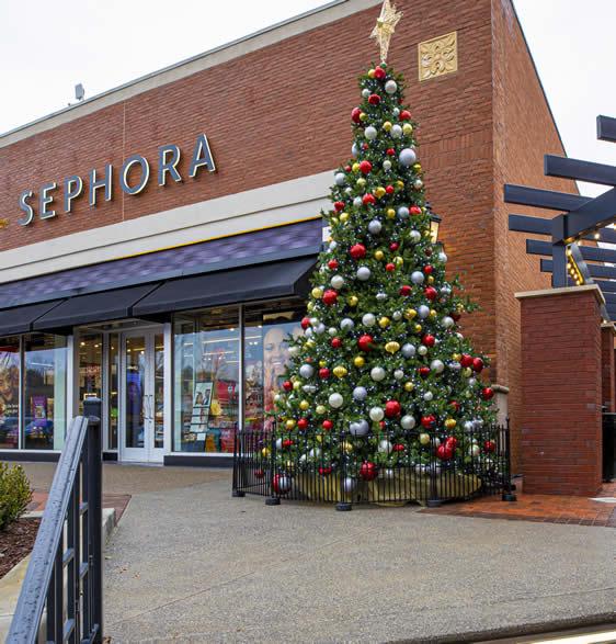 Outdoor Lighting Displays for Christmas