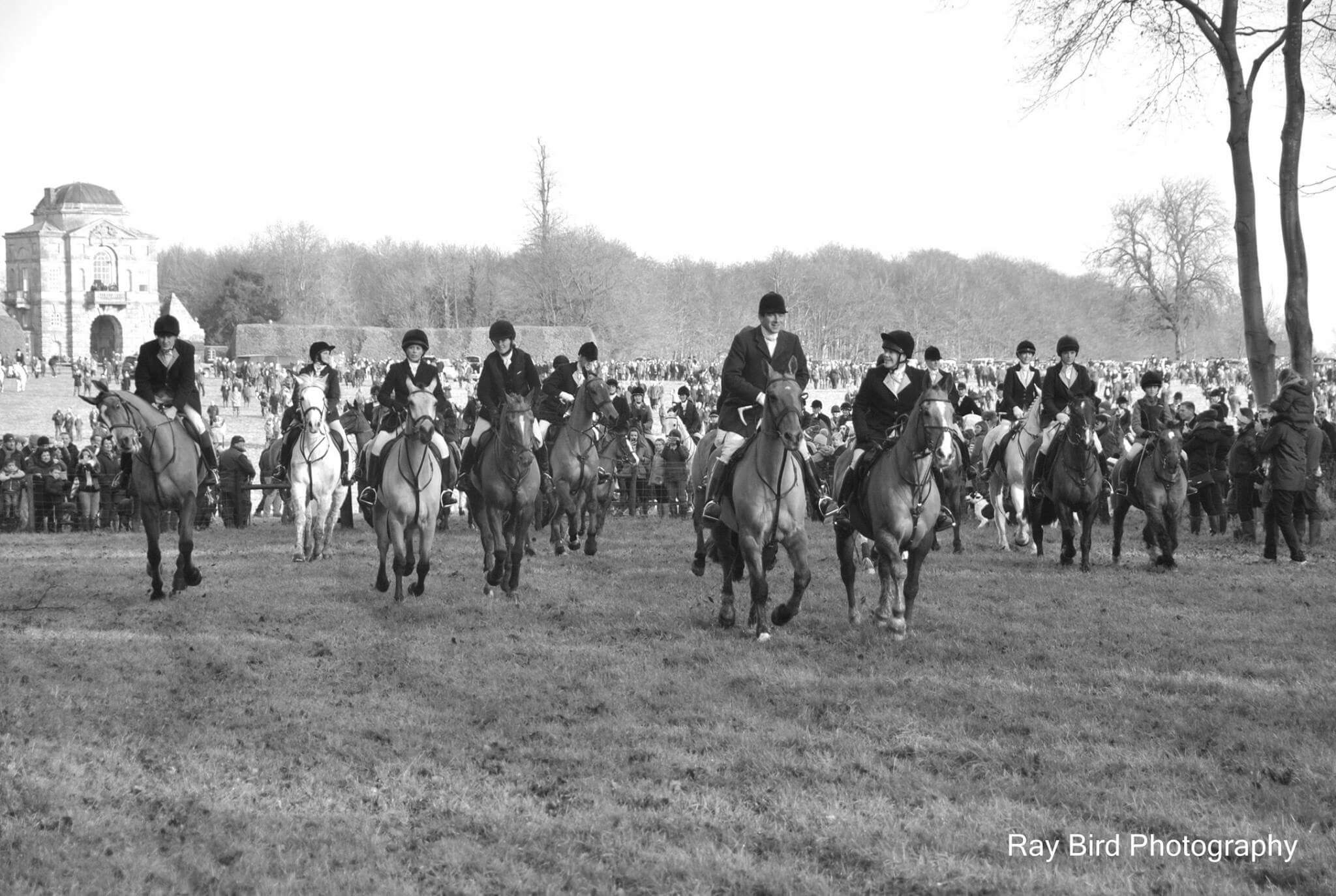 Beaufort Hunt Team Chase sponsored by The Equestrian Notice Board