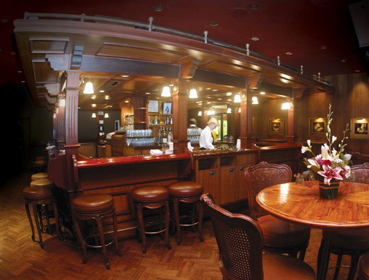 main bar los angeles athletic club hotel