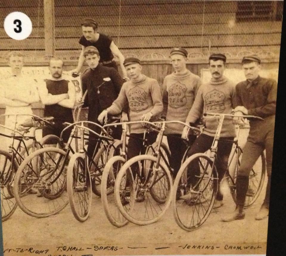 la athletic club in the 1950's