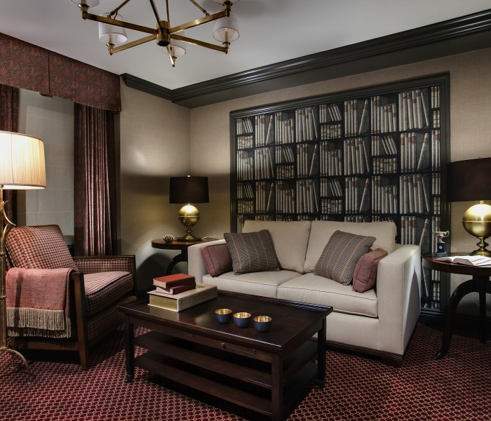 hotel suite at laac hotel