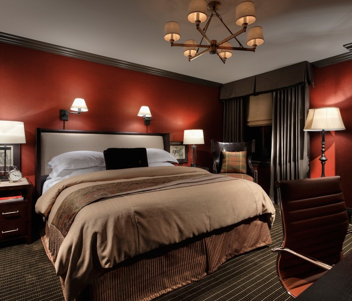 master bedroom laac