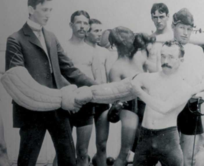 Los Angeles Athletic Club History