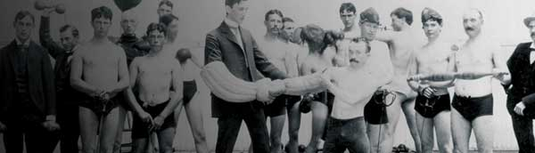 Los Angeles Athletics Club History
