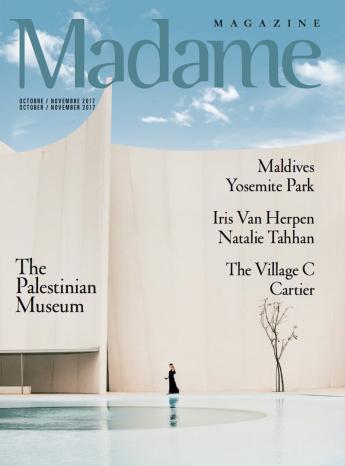 Madame Magazine Thumbnail
