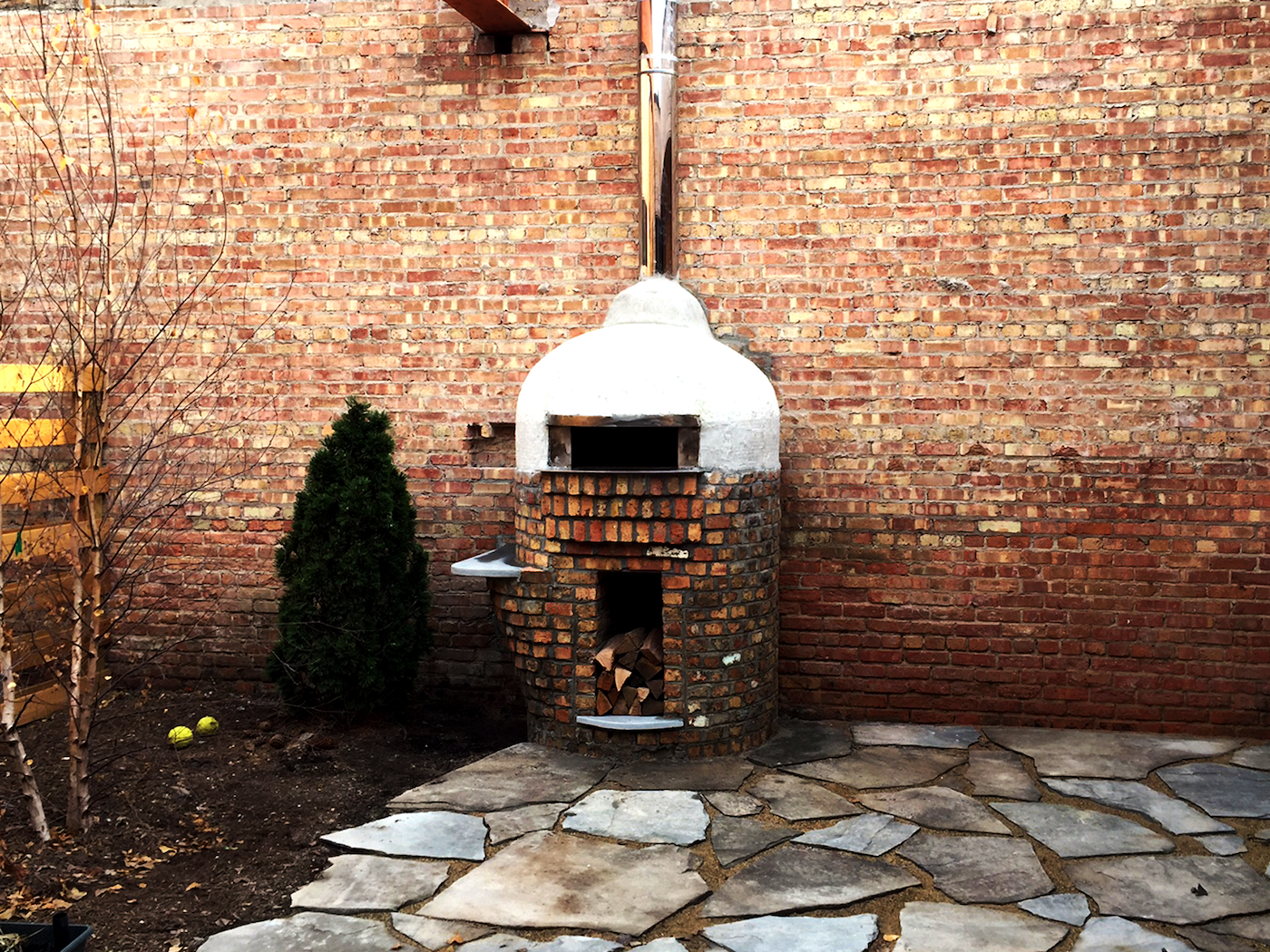 Here S Your Delicious Pizza Wood Fired Pizza Oven