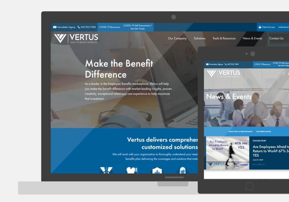 Vertus Project Thumbnail
