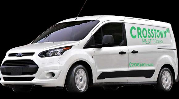 Crosstown Pest Van