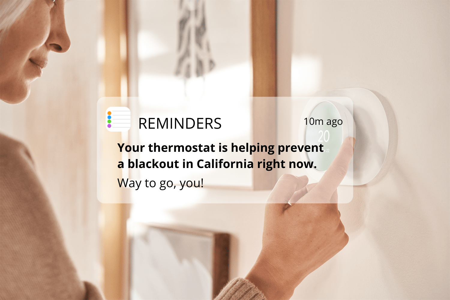 How your smart thermostat can help prevent California blackouts and even earn you rewards this Summer