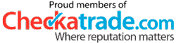 A picture of the cheackatrade logo