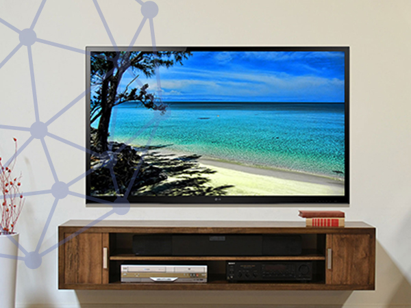 how much should a tv wall mount installation cost. Black Bedroom Furniture Sets. Home Design Ideas