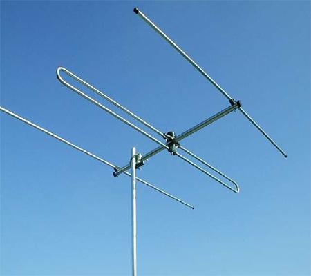 3 element FM aerial